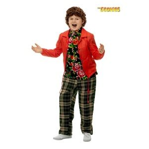 Boy The Goonies Chunk Halloween Costume